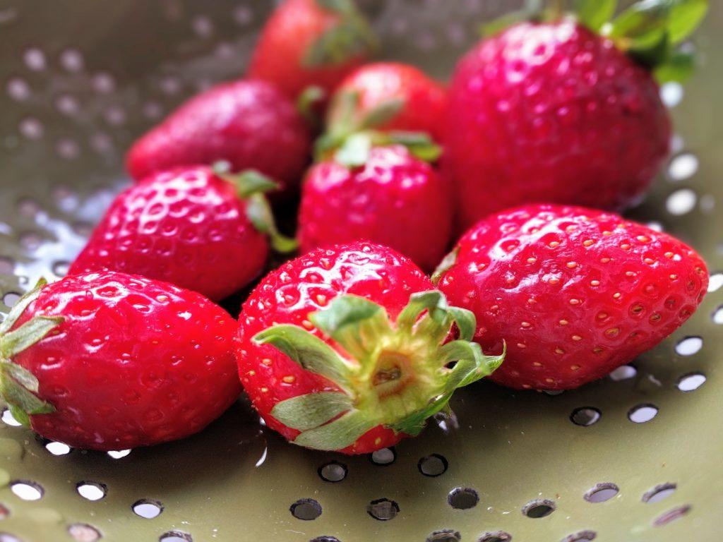 Truskawki - jak zamrozić truskawki, aby zachowały wszystkie walory smakowe