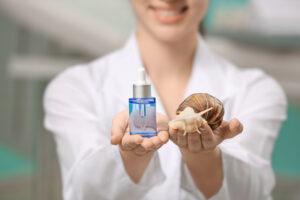 Jakie właściwości kosmetyczne ma śluz ślimaka