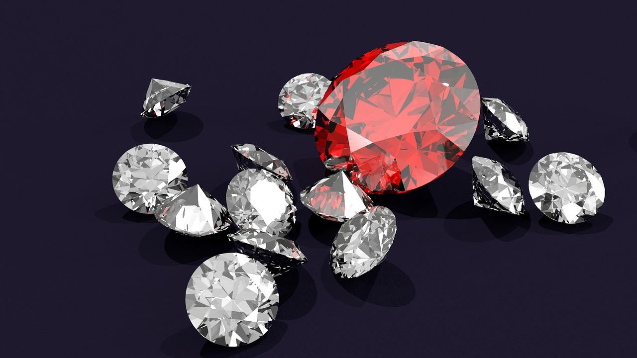 Rubin może być cenniejszy niż diament
