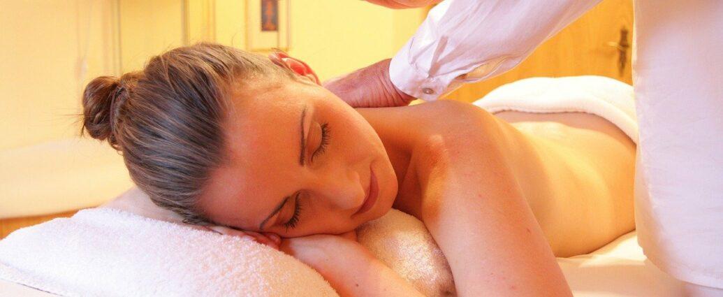 Masaż klasyczny - jakie są rodzaje masażu