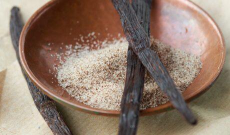 Domowy cukier waniliowy z prawdziwą wanilią