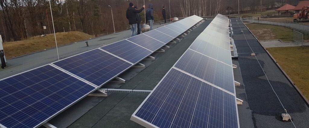 Panele słoneczne - fotowaltaika dla domu