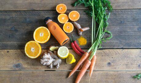 Warzywa i owoce to składniki zdrowej diety odchudzającej