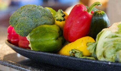 Warzywa to jeden z głównych składników diety DASH