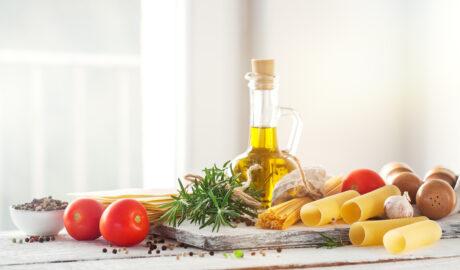 Żywność wysokiej jakości - oliwa, oleje, świeże owoce i warzywa
