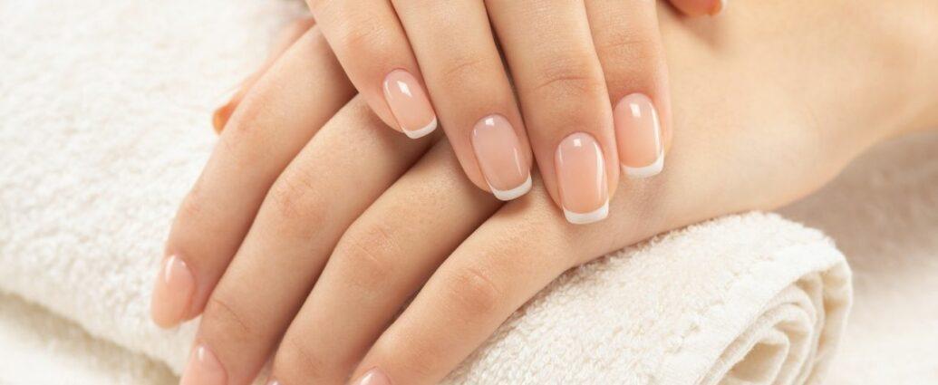 Zdrowe, zadbane paznokcie